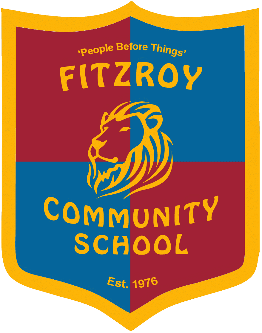 Fitzroy Community School Badge